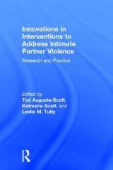 Omslag - Innovations in Interventions to Address Intimate Partner Violence