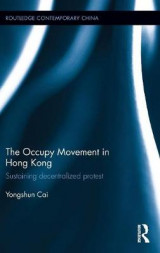 Omslag - The Occupy Movement in Hong Kong