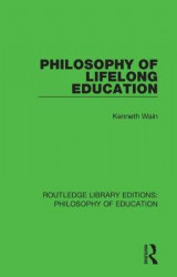 Omslag - Philosophy of Lifelong Education