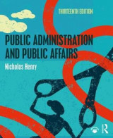 Omslag - Public Administration and Public Affairs