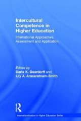 Omslag - Intercultural Competence in Higher Education