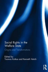 Omslag - Social Rights in the Welfare State