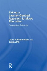 Omslag - Taking a Learner-Centred Approach to Music Education
