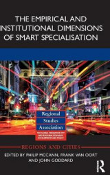 Omslag - The Empirical and Institutional Dimensions of Smart Specialisation