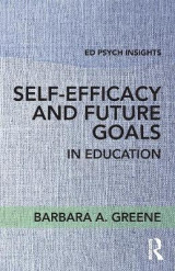 Omslag - Self-Efficacy and Future Goals in Education