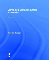 Omslag - Crime and Criminal Justice in America