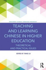 Omslag - Teaching and Learning Chinese in Higher Education