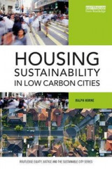 Omslag - Housing Sustainability in Low Carbon Cities