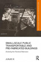 Omslag - Small-Scale Public Transportable and Pre-Fabricated Buildings