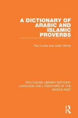 Omslag - A Dictionary of Arabic and Islamic Proverbs