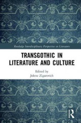 Omslag - TransGothic in Literature and Culture