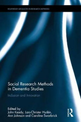 Omslag - Social Research Methods in Dementia Studies