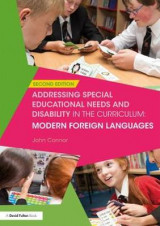 Omslag - Addressing Special Educational Needs and Disability in the Curriculum: Modern Foreign Languages