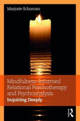 Omslag - Mindfulness-Informed Relational Psychotherapy and Psychoanalysis