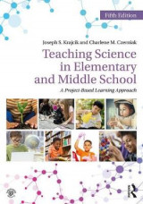 Omslag - Teaching Science in Elementary and Middle School
