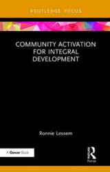 Omslag - Community Activation for Integral Development