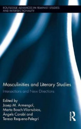 Omslag - Masculinities and Literary Studies