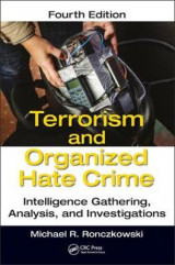 Omslag - Terrorism and Organized Hate Crime