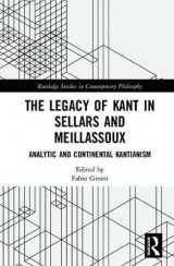 Omslag - The Legacy of Kant in Sellars and Meillassoux
