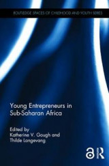 Omslag - Young Entrepreneurs in Sub-Saharan Africa