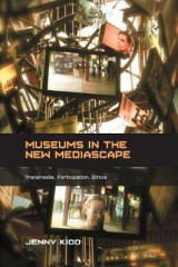 Omslag - Museums in the New Mediascape