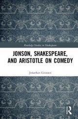 Omslag - Jonson, Shakespeare, and Aristotle on Comedy