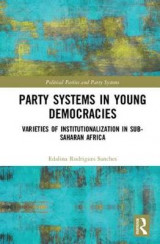 Omslag - Party Systems in Young Democracies