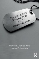 Omslag - Knowledge Transfer and Innovation