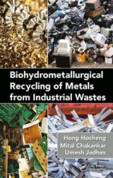 Omslag - Biohydrometallurgical Recycling of Metals from Industrial Wastes