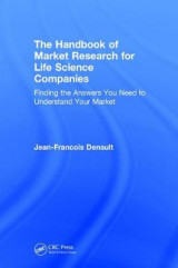 Omslag - The Handbook of Market Research for Life Science Companies