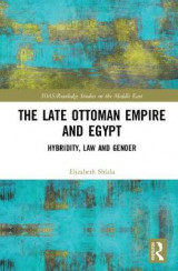 Omslag - The Late Ottoman Empire and Egypt