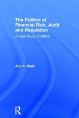 Omslag - The Politics of Financial Risk, Audit and Regulation