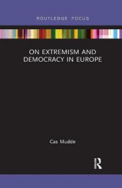 On Extremism and Democracy in Europe av Cas Mudde (Heftet)