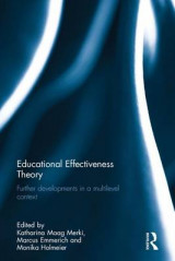 Omslag - Educational Effectiveness Theory