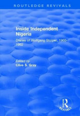 Omslag - Inside Independent Nigeria