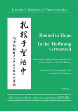 Omslag - Rooted in Hope: China - Religion - Christianity / in Der Hoffnung Verwurzelt: China - Religion - Christentum: vol. 2