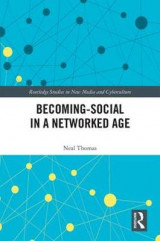 Omslag - Becoming-Social in a Networked Age