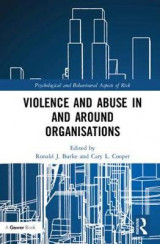 Omslag - Violence and Abuse In and Around Organisations