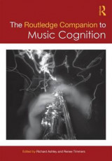 Omslag - The Routledge Companion to Music Cognition