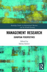 Omslag - Management Research