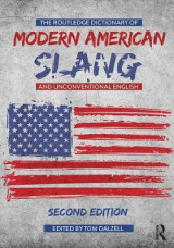Omslag - The Routledge Dictionary of Modern American Slang and Unconventional English