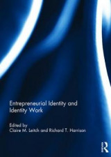 Omslag - Entrepreneurial Identity and Identity Work