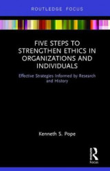 Omslag - Five Steps to Strengthen Ethics in Organizations and Individuals