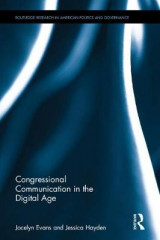 Omslag - Congressional Communication in the Digital Age