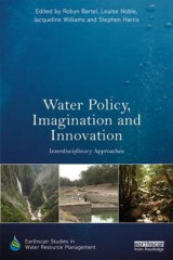 Omslag - Water Policy, Imagination and Innovation