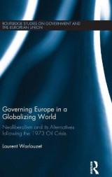Omslag - Governing Europe in a Globalizing World