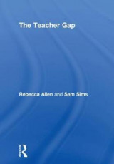 Omslag - The Teacher Gap