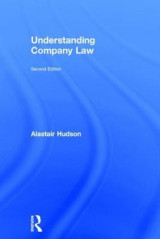 Omslag - Understanding Company Law