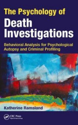 Omslag - The Psychology of Death Investigations
