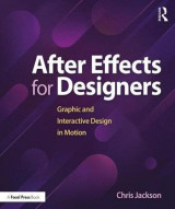 Omslag - After Effects for Designers